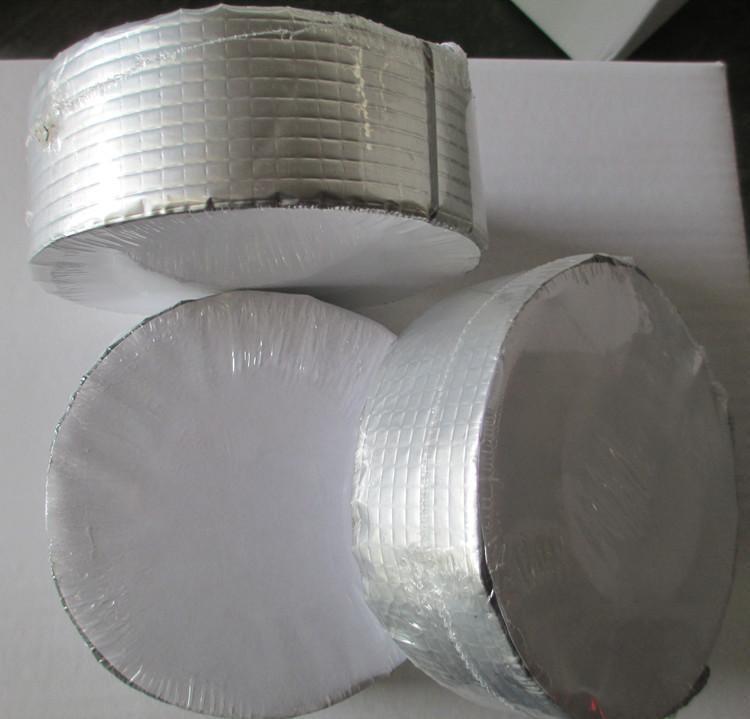1.6mm厚铝箔防腐胶带