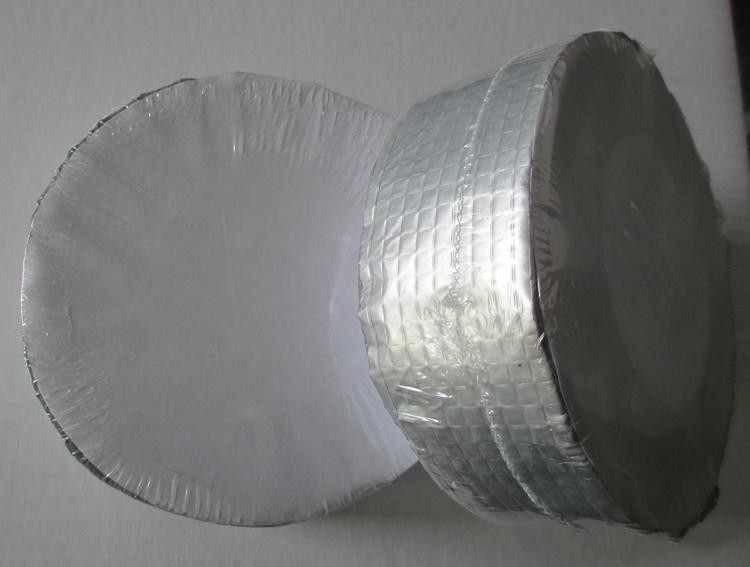 1.1mm厚铝箔防腐胶带